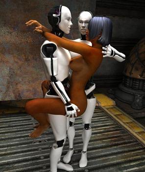 ebony-fucking-robots